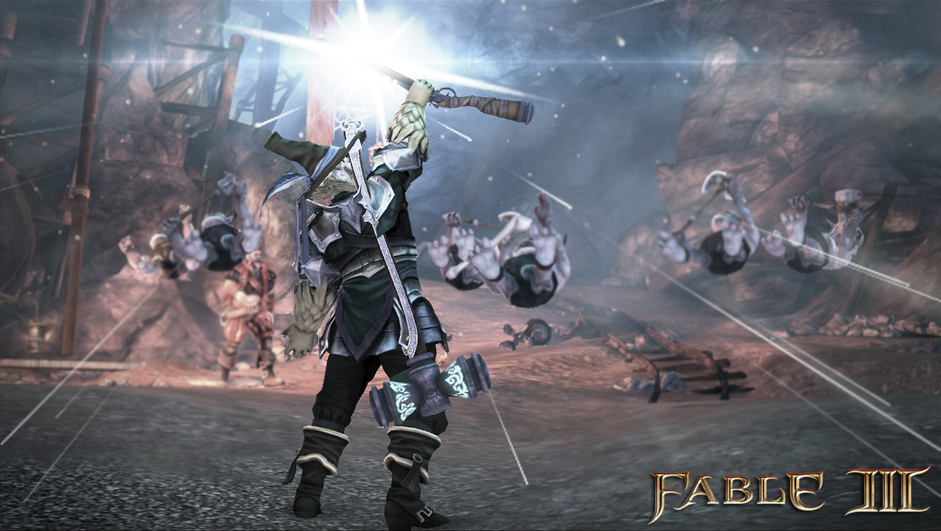 Fable 3 ISO Fable 3 DVD.