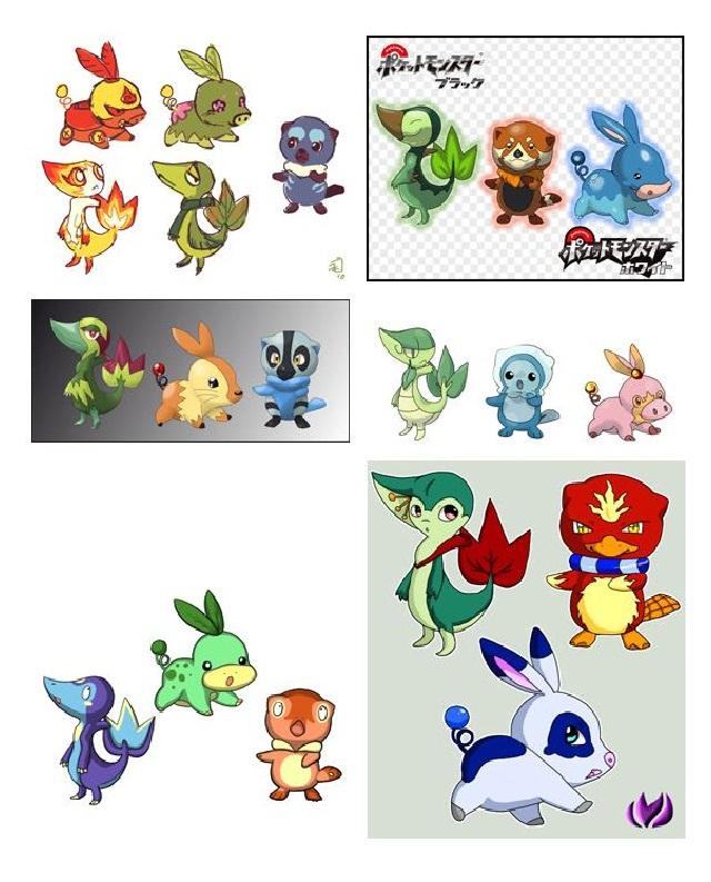 5 Nesil Pokemonlar B 246 Yle Olsaydı