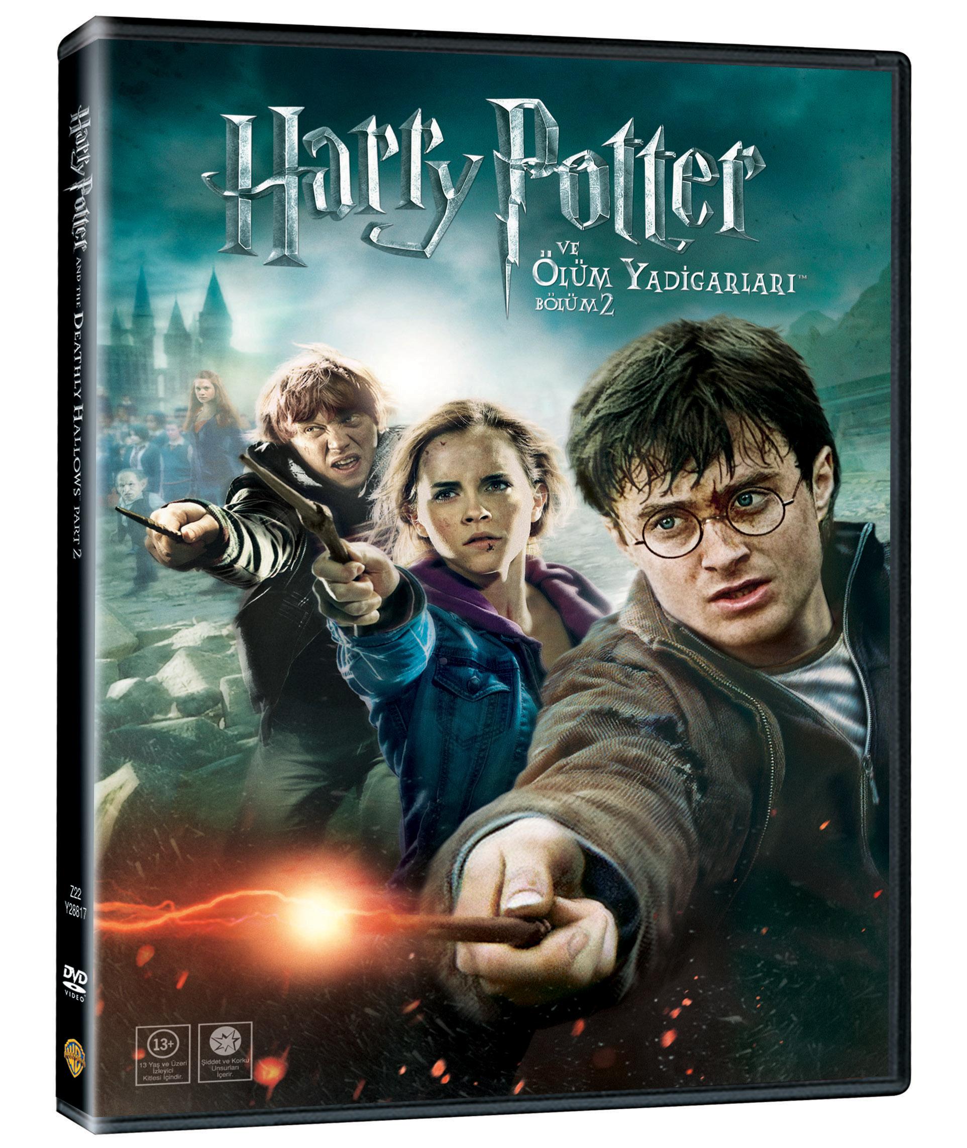 Презентация Фильма Гарри Поттер И Дары Смерти 2