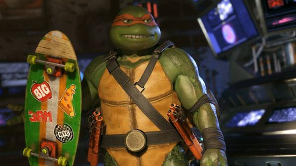 Injustice 2 Ninja Kaplumbağalar Oynanış Fragmanı