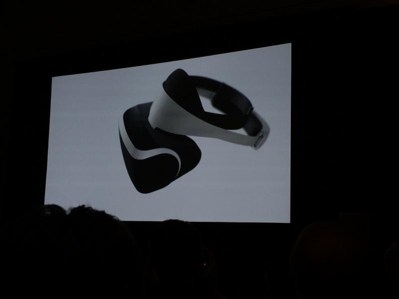 Sony Project Morpheusun yeni versiyonunu tanıttı 72