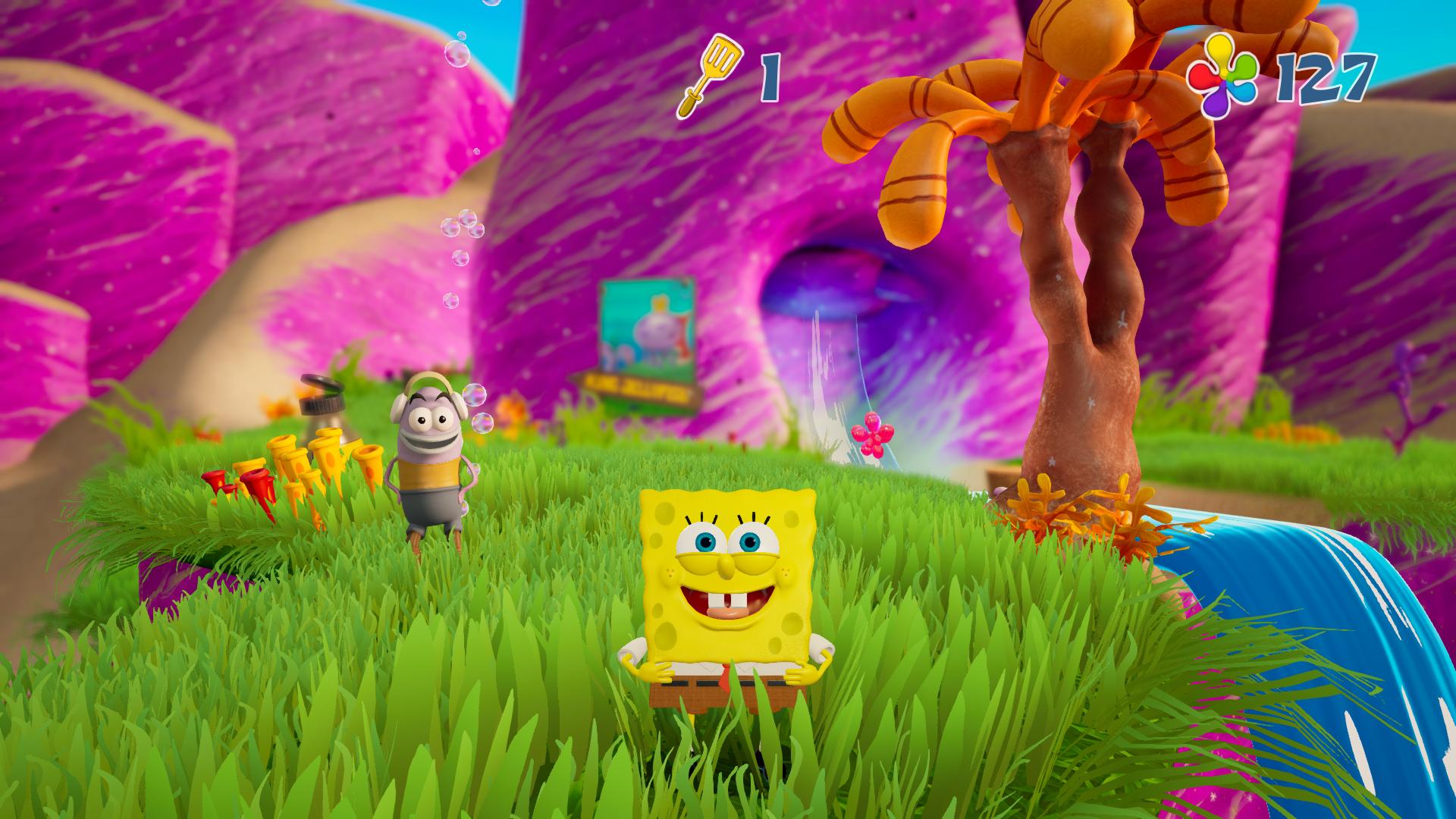 Spongebob's Dream Hub