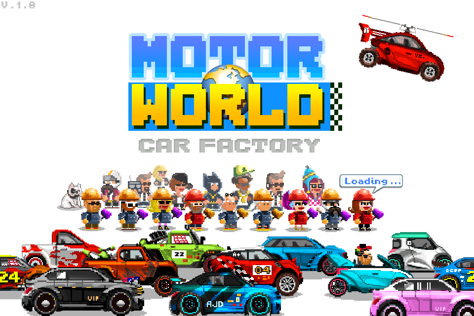 Motor World Car Factory >> Motor World Car Factory