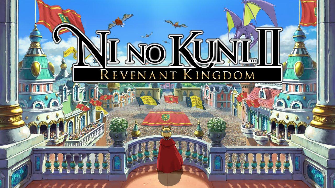 Ni No Kuni II ile ilgili görsel sonucu