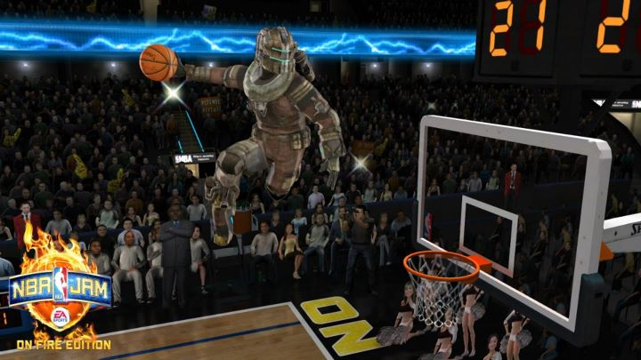 NBA Jam: On Fire Edition'da Isaac de Yer Alacak