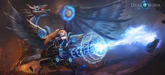 Dragon Storm Fantasy Artık Tamamen Türkçe!