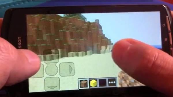 Скачати бзплатно гру майнкрафт на смартфон нокія с5-03