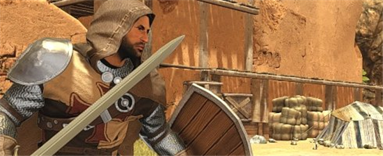 Kalypso Media has announced The First Templar, an action-adventure.