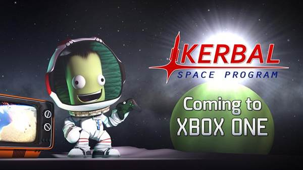 how to play kerbal space program on xbox one