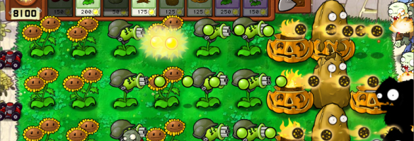 Plants vs zombies goty