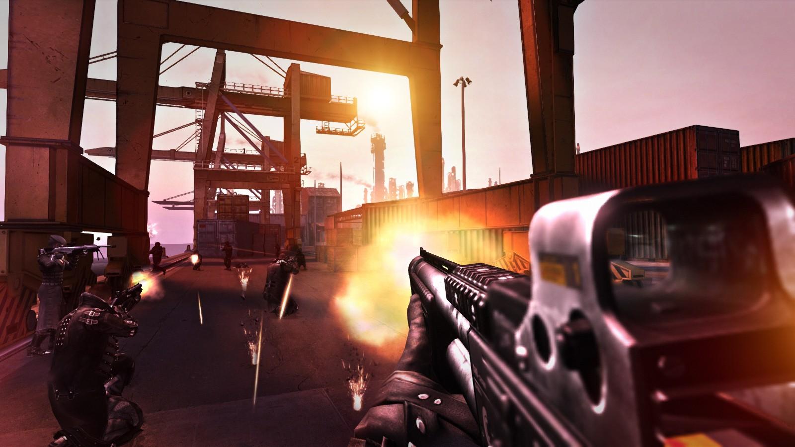 Скриншот 1. Syndicate (2012/PC/Origin-Rip/Rus) обновлен до версии 1.0.