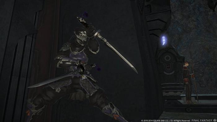 1) Добавлен новый класс Rogue и новый джоб Ninja.С патчем 2.4 в игре появят