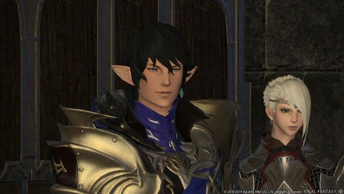 Square Enix буквально только что выложили в сеть подборку скриншотов Final Fantasy