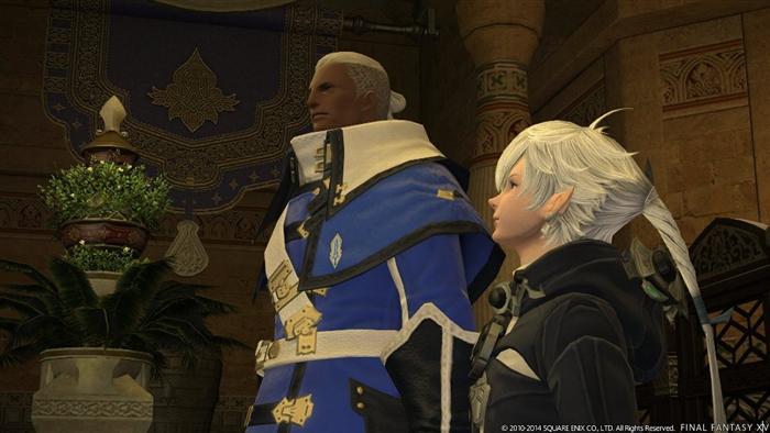 Патч Dreams of Ice теперь в Final Fantasy XIV: A Realm Reborn.