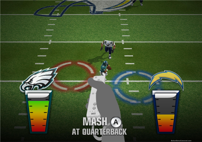 EA Sports has re-imagined its popular American football series, Madden