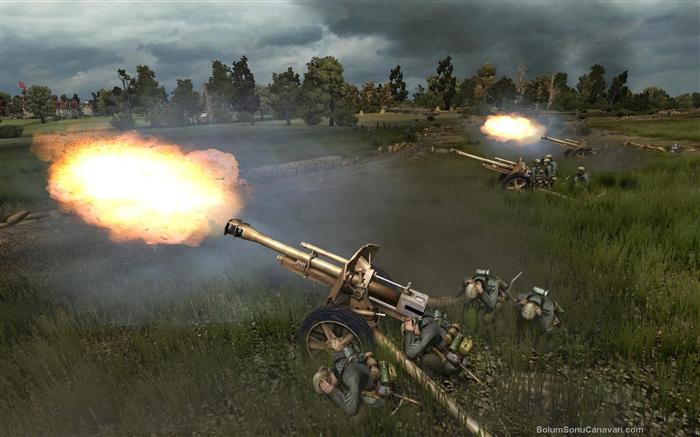 Игры про войну с немцами военная